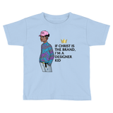 "Toddlers Short Sleeve ""Designer Kid"" T-Shirt"