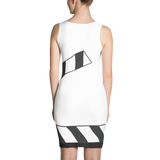 Outtakez Logo Cut & Sew Dress