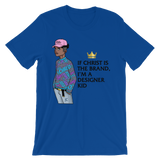 "Unisex short sleeve ""Designer Kid"" t-shirt"