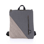 Reut Grey Carpet Backpack