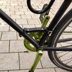 Rubber Bicycle Handle