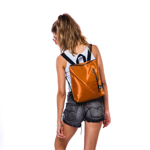 Reut Copper Backpack