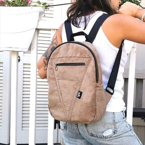 Light Brown Backpack