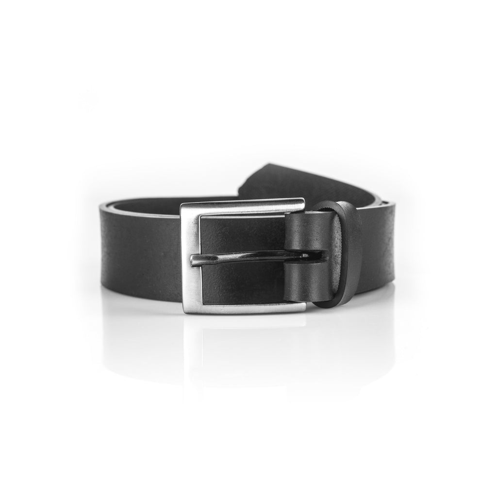 Black Vegan Belt