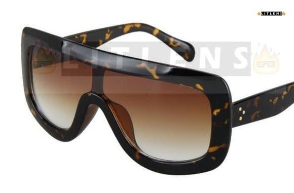 Cheetah Print Dressup Sunglasses