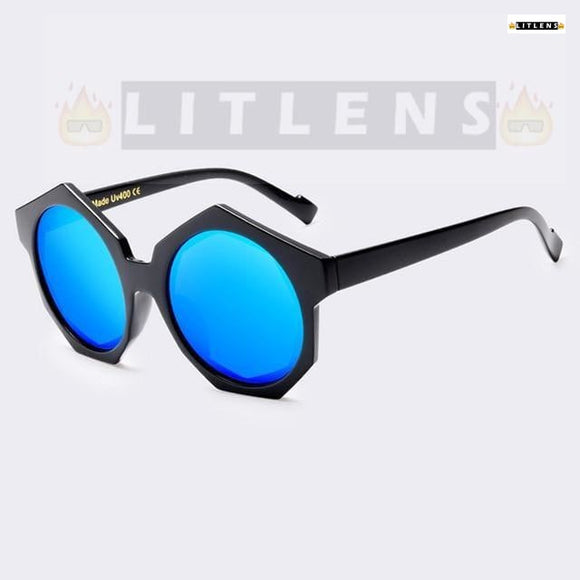 Cool Blue Dragon Sunglasses