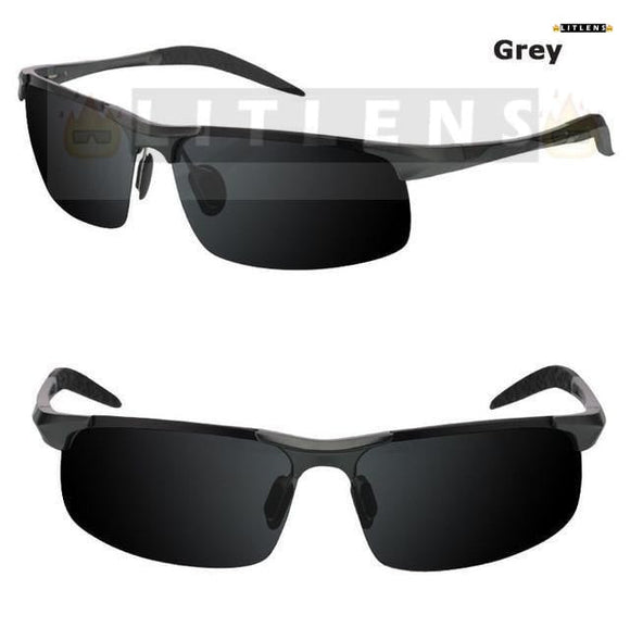 Gray Professional SunGlasses