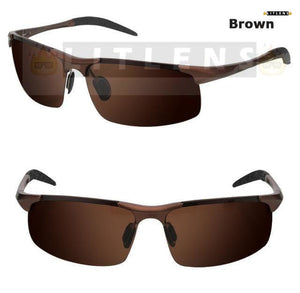 Brown Professional SunGlasses