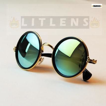 Green Rebel Sunglasses