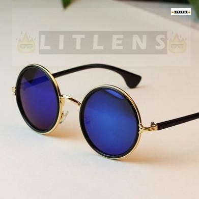 Ocean Blue Sunglasses