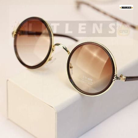 Brown Rebel Sunglasses