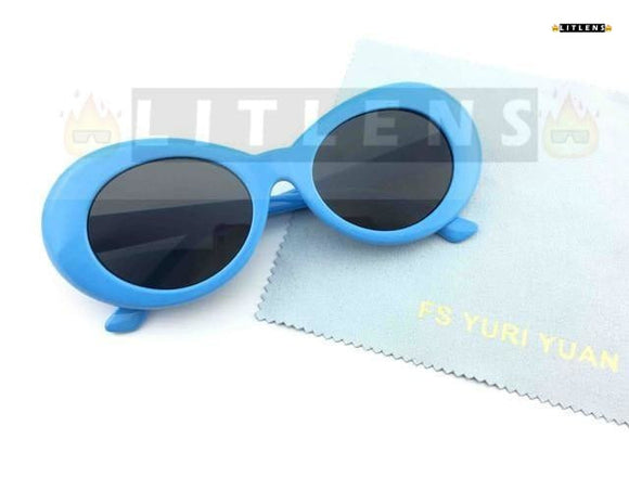 Sky Blue Clout Goggles