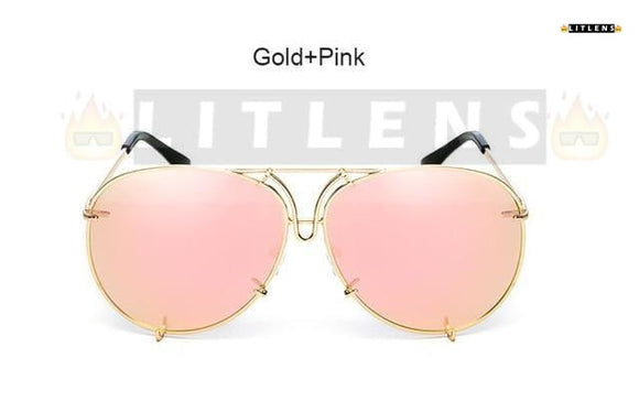 Pink Sorbet Luminous Sunglasses
