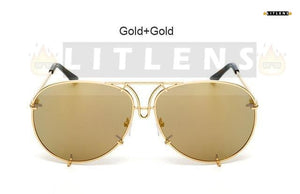 Pure Gold Luminous Sunglasses