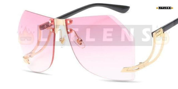 Barbie Pink Mary Sunglasses