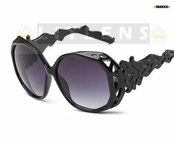 Obsidian Chandelier Sunglasses
