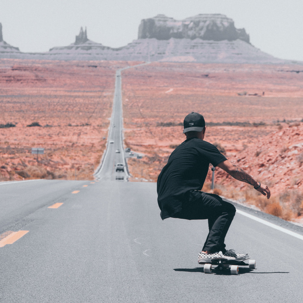 5 Easy Tips to Improve Your Longboard Photography