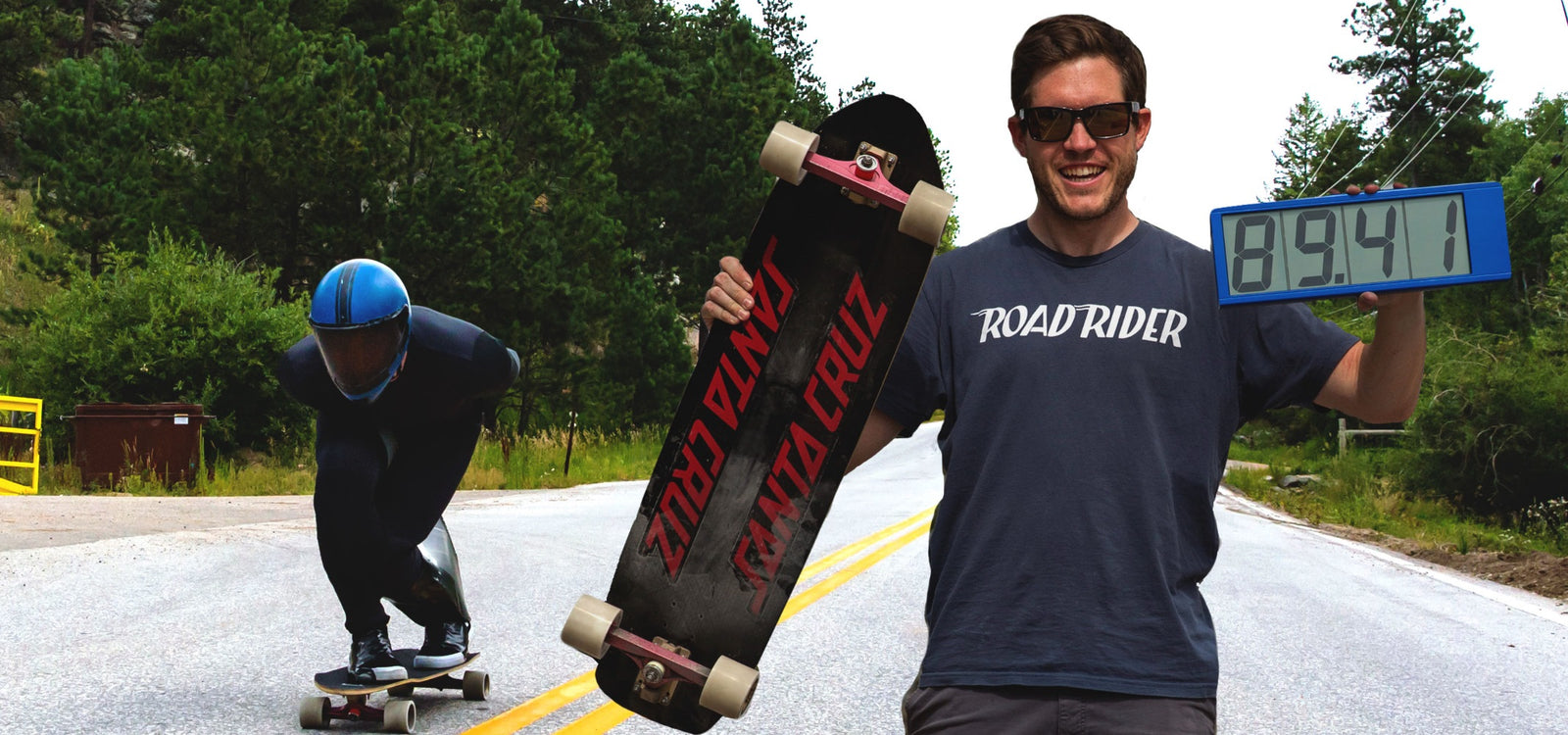 Seriously Impressive Longboarding Records