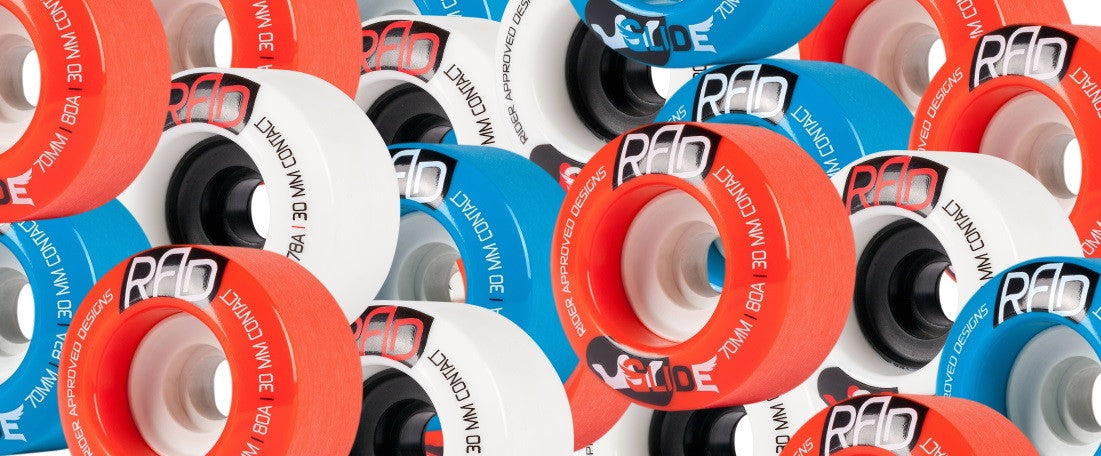 Stoked School: RAD Glide Wheel Review