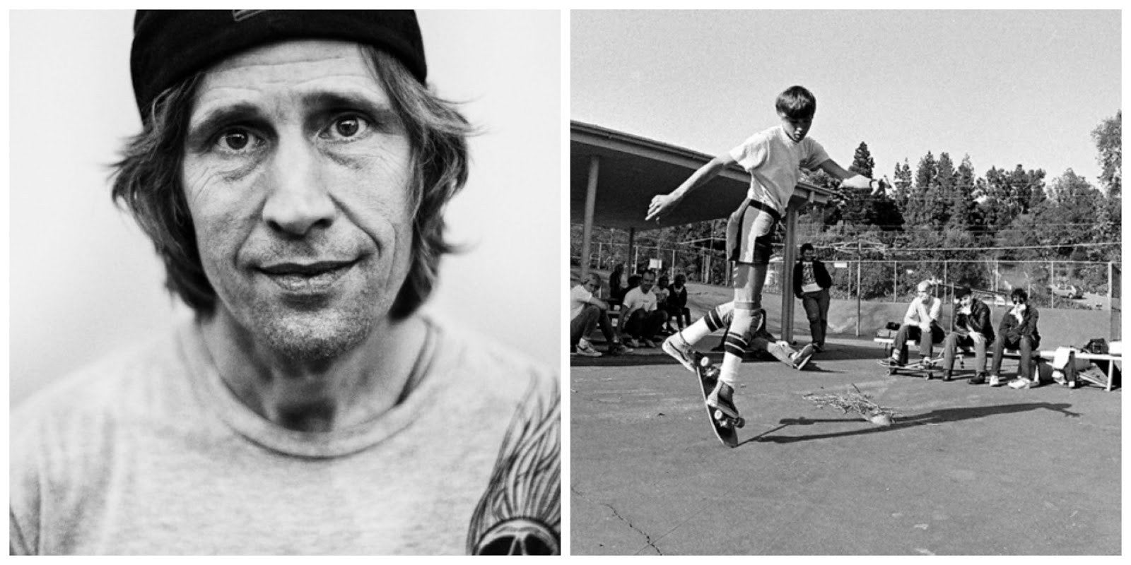 Skate With A Personal Idol like the Freestyle Skateboarding Legend Rodney Mullen