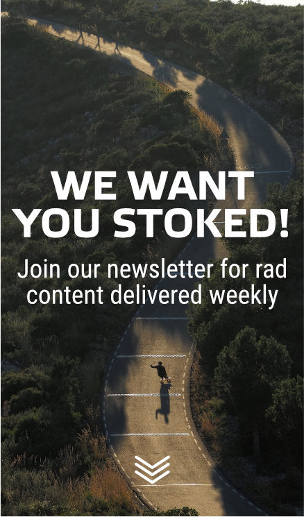 Join the Stoked Newsletter for Rad content weekly