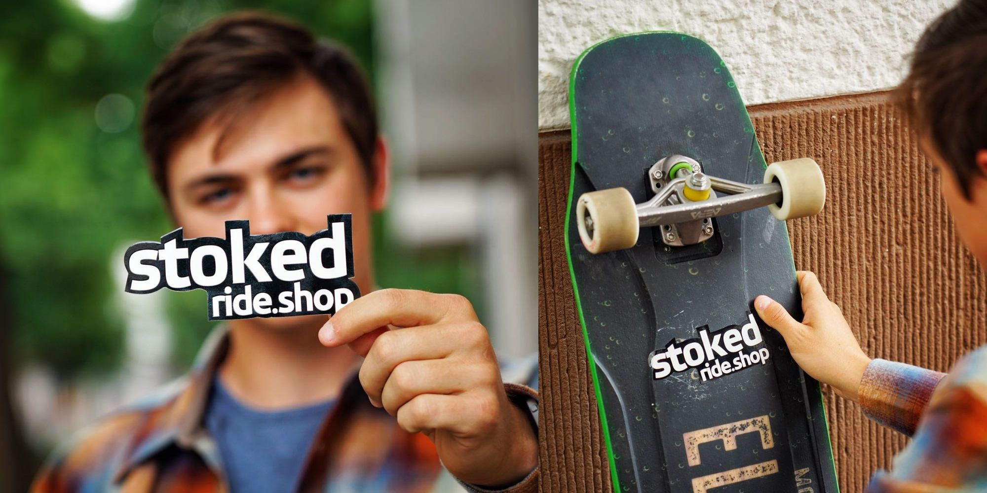 Brandon DesJarlais Joins Stoked Ride Shop