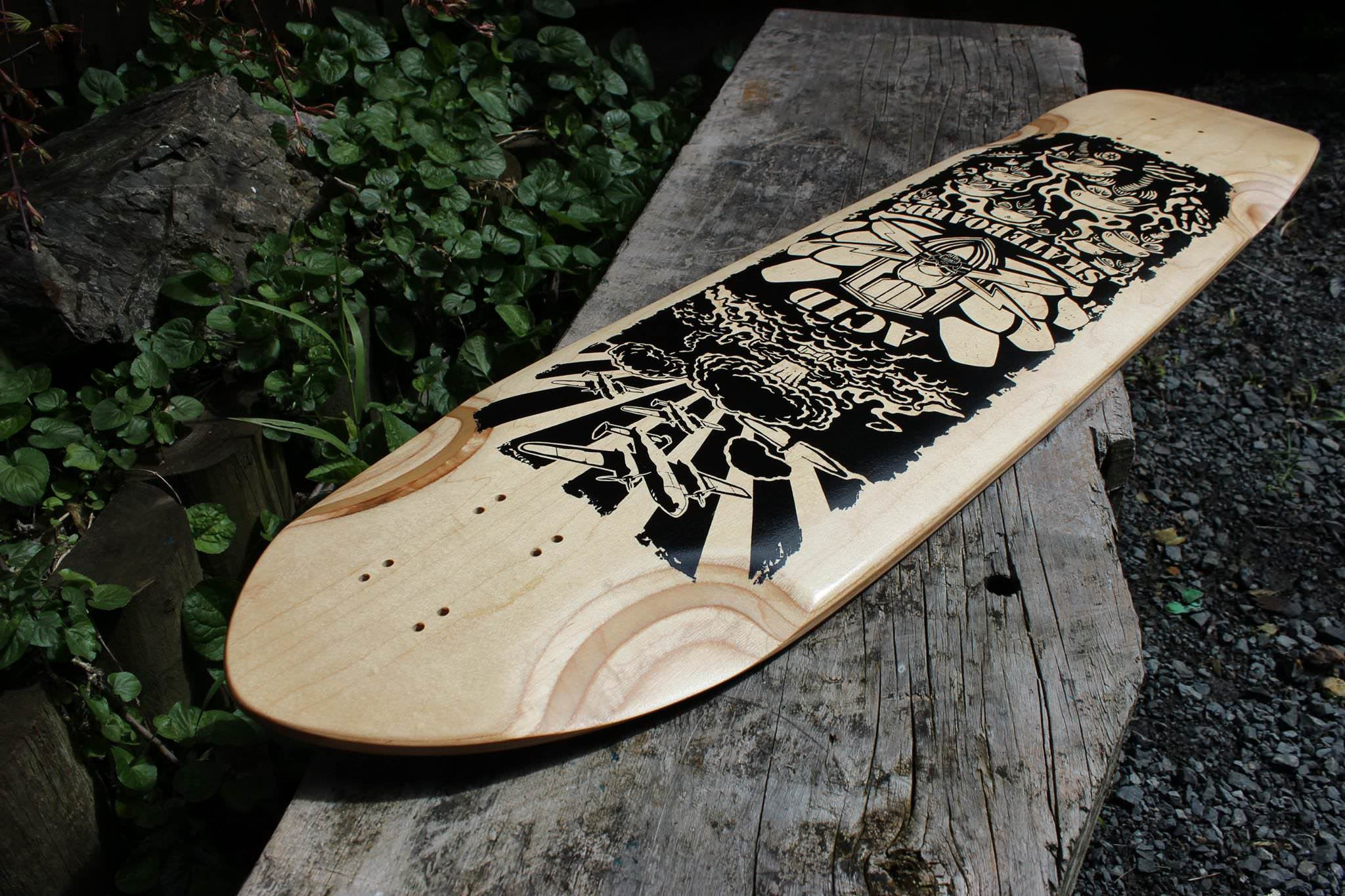 Acid Longboards