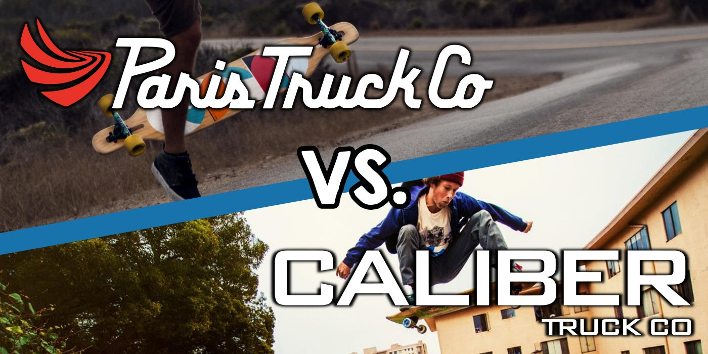 Caliber Trucks vs. Paris Trucks