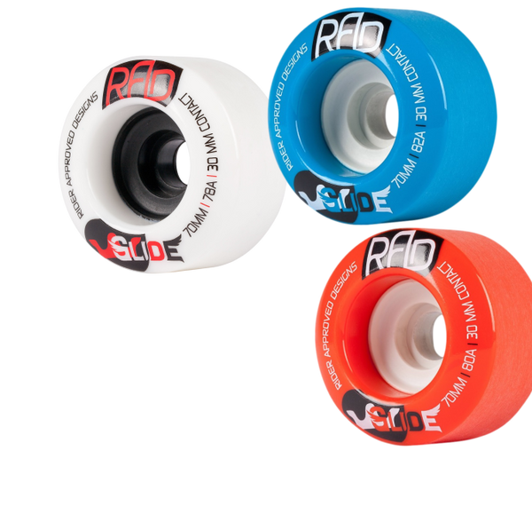 RAD Glide Longboard Wheels