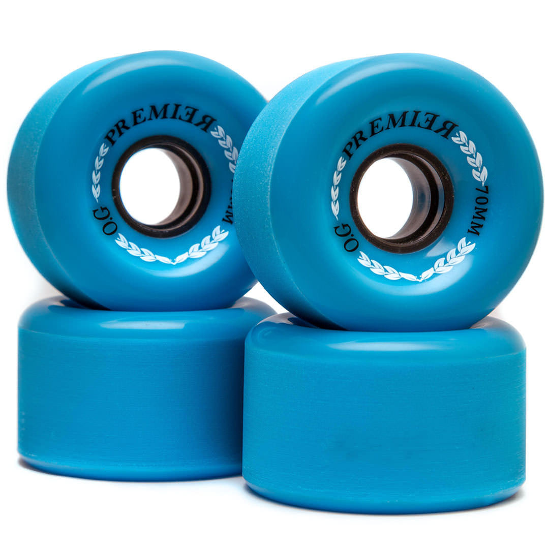 Premier Wheel Co Blue Series