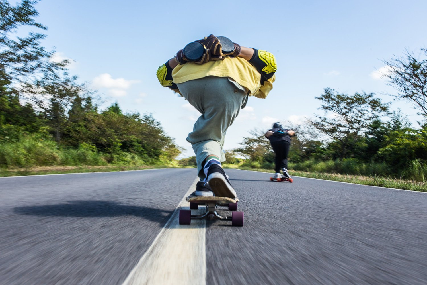 G-Form Protective Gear - Knee Pads - Elbow Pads - Crash Shorts - Downhill Skateboarding