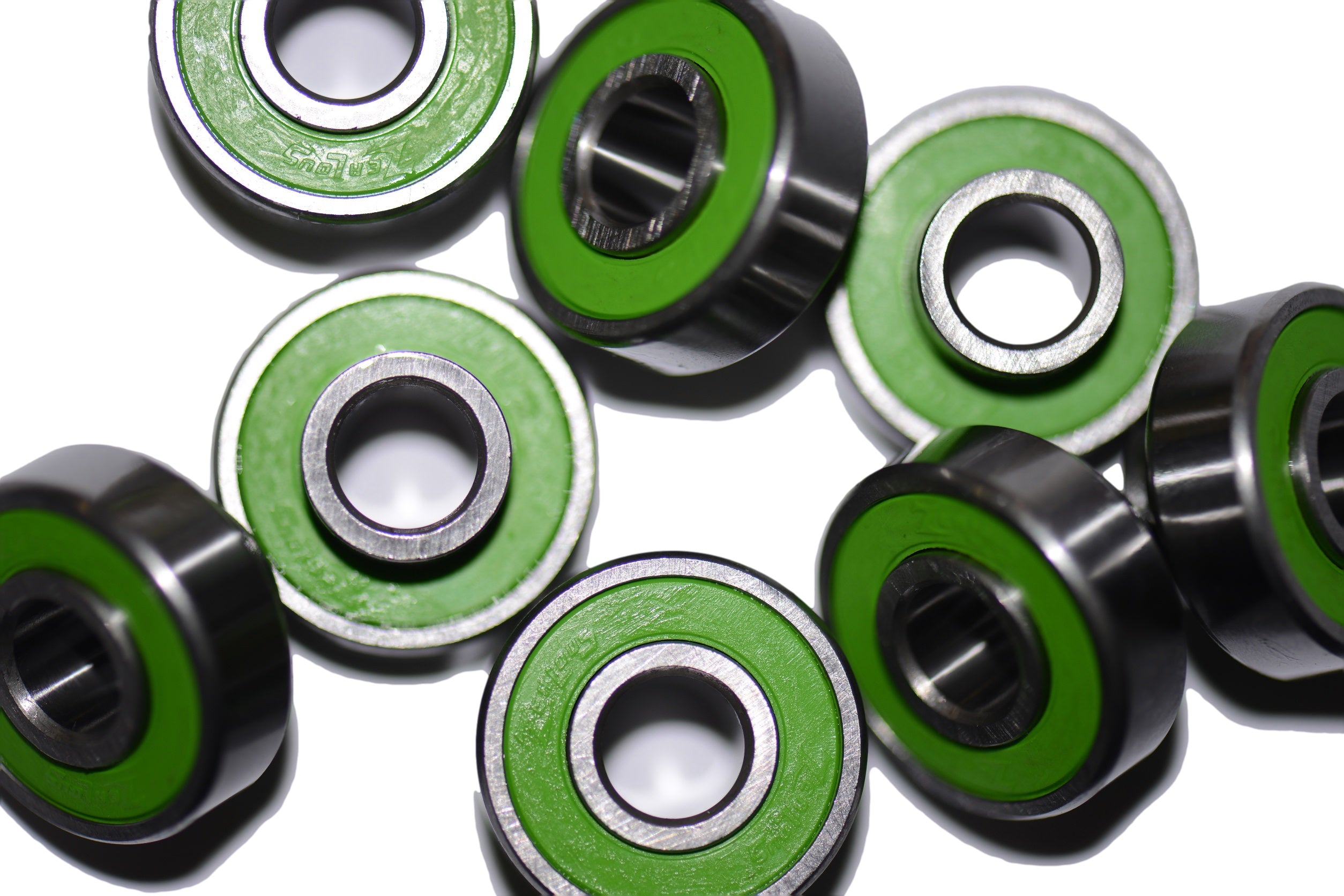 Zealous Steel Skateboards Bearings