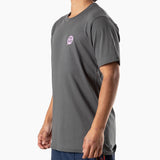 Landyachtz T-Shirt Speech Bubble, Gray