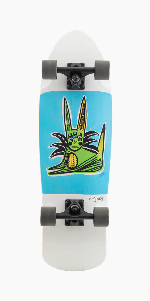 Landyachtz ATV Series Skateboard, Jammer Third Eye Complete