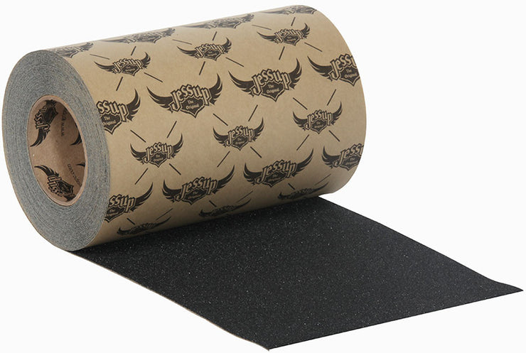 "Jessup Black Griptape, 11"" Wide [Per Foot]"