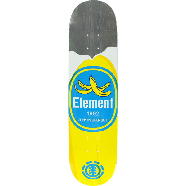 Element Yawye Banana Skateboard, Deck Only