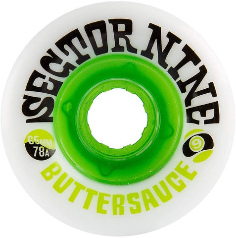 Sector 9 Butter Sauce Longboard Wheels, 65mm