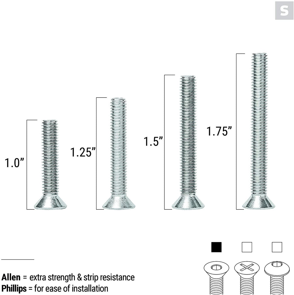 Stainless Steel Mounting Hardware