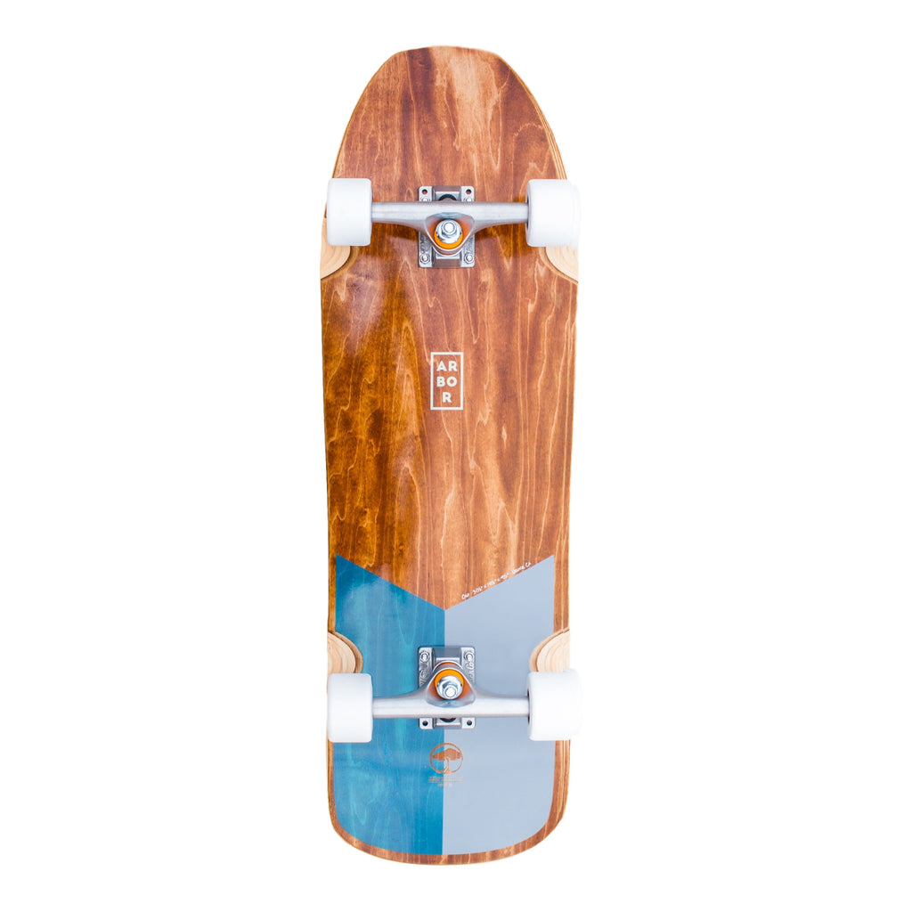 Arbor Oso Skateboard Deck and Complete