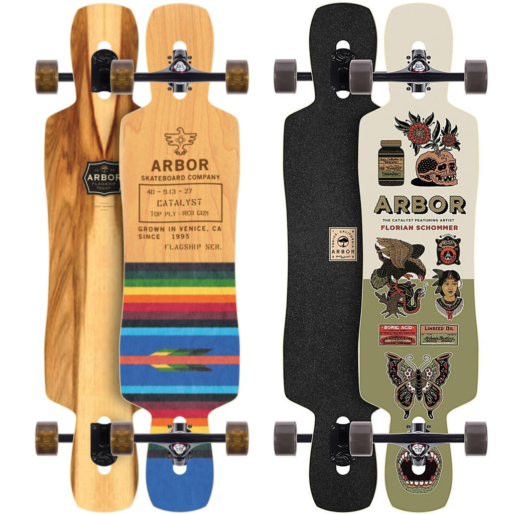 Arbor Catalyst Longboard Complete [All Series]
