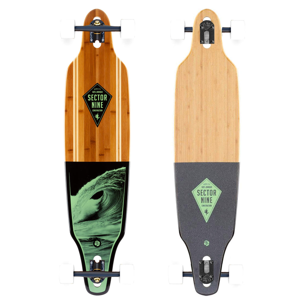 Sector 9 Bico Lookout Longboard Cruiser Complete