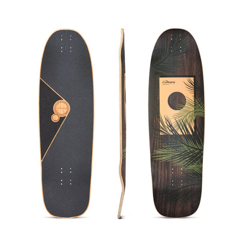 Loaded Omakase Longboard, Deck