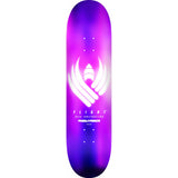 Powell-Peralta Flight Skateboard Deck, Glow Purple, Shape 244, 8.5""