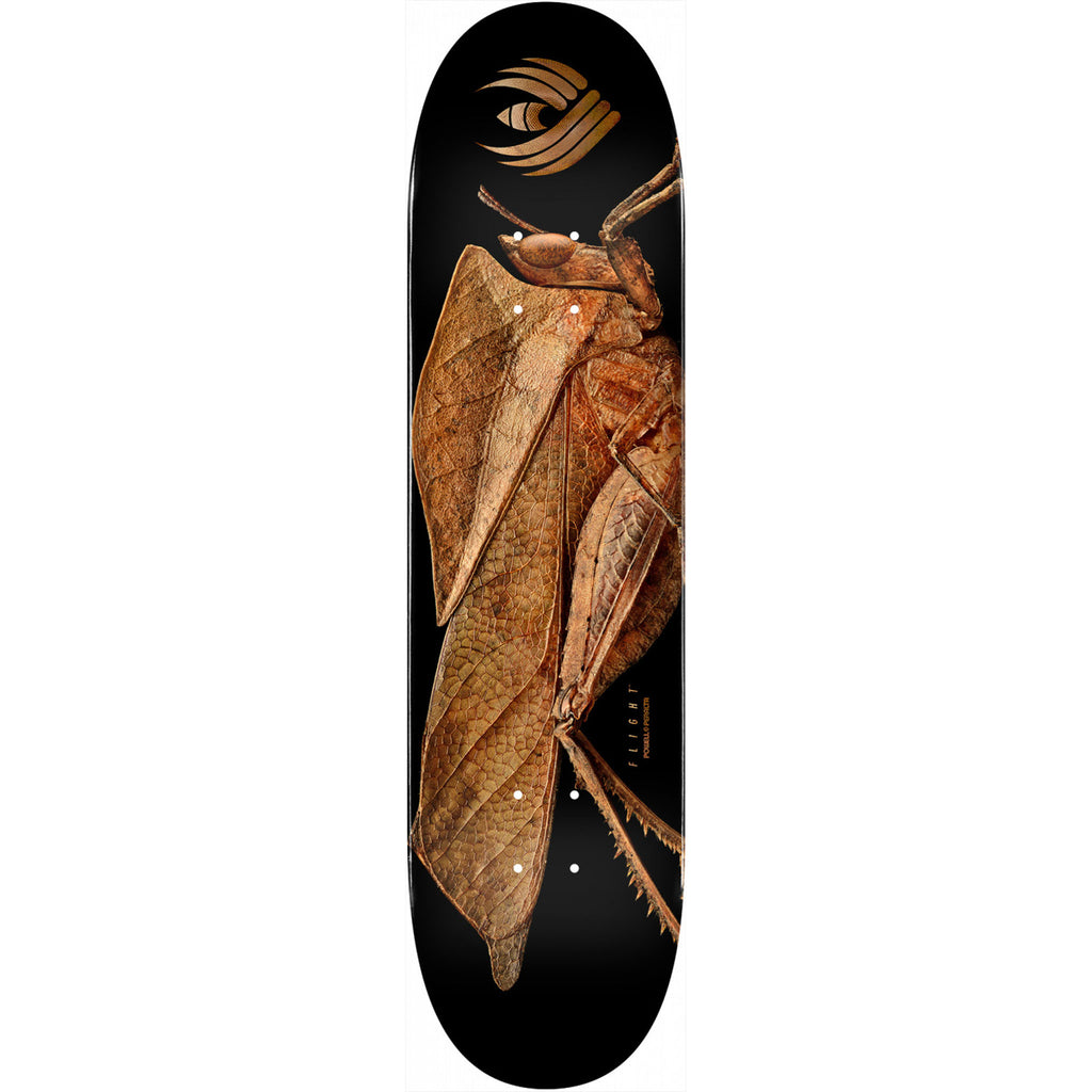 Powell-Peralta Flight Deck Leaf Grasshopper, Shape 249, 8.5""