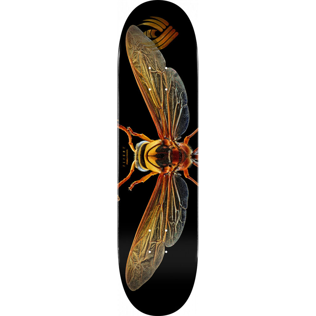 Powell-Peralta Flight Deck Potter Wasp, Shape 247, 8.0""