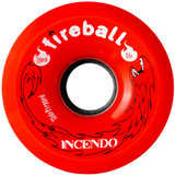 Fireball Incendo Longboard Wheels, 70mm