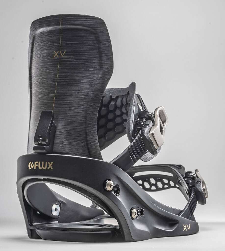 Flux Snowboard Bindings, Transfer Series, XV (2020)