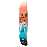 Sector 9 Gaucho 95, Orange Mini Cruiser Complete