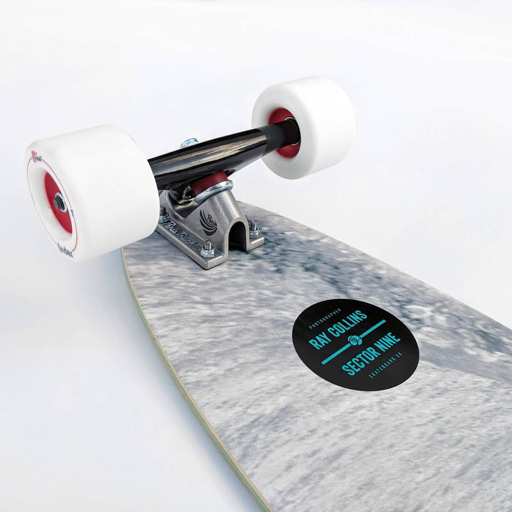 Sector 9 Ray Collins Merchant Longboard Complete
