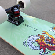 Fireball Limited Edition Artist Collab Skateboard | Lei Melendres